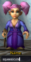 80% of female gnome players look like this.